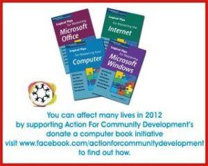 donate a computer book