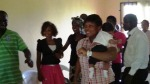 ice breaking by staff of ACD during thetraining